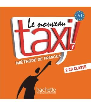 Диски Le Nouveau Taxi : Niveau 1 CD audio classe (x2)