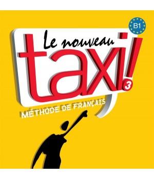 Диски Le Nouveau Taxi : Niveau 3 CD audio classe (x2)