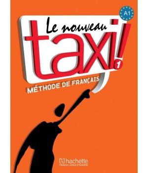 Підручник Le Nouveau Taxi : Niveau 1 Livre de l'élève + DVD-ROM