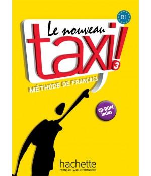 Підручник Le Nouveau Taxi : Niveau 3 Livre de l'élève + DVD-ROM