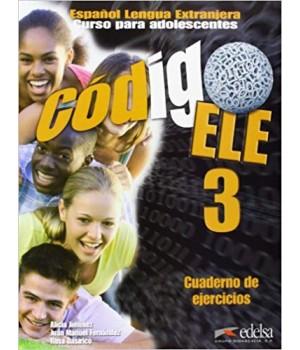 Робочий зошит Codigo ELE 3 Cuaderno de ejercicios
