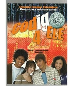 Учебник Codigo ELE 4 Libro del alumno + CD-ROM