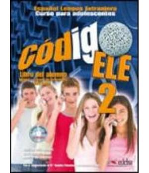 Підручник Codigo ELE 2 Libro del alumno + CD-ROM