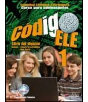 Підручник Codigo ELE 1 Libro del alumno + CD-ROM
