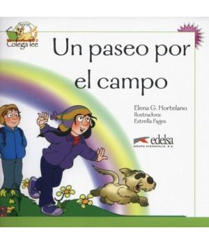 Книга для читання Colega 2 Actividades para explotación de las lecturas Un paseo por el campo