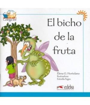 Книга для читання Colega 1 Actividades para explotación de las lecturas El bicho de la fruta