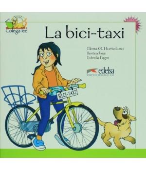 Книга для читання Colega 2 Actividades para explotación de las lecturas La bici-taxi