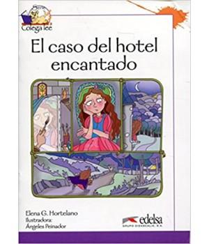 Книга для читання Colega 3 Actividades para explotación de las lecturas El caso del hotel encantado