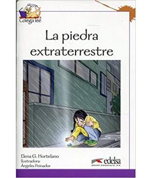 Книга для читання Colega 3 Actividades para explotación de las lecturas La piegra extraterrestre
