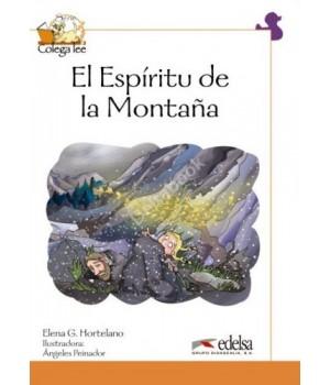 Книга для читання Colega 4 Actividades para explotación de las lecturas El Espiritu de la Montana