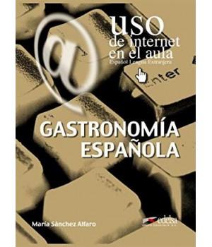 Uso de Internet en el aula Gastronomía española