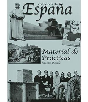 Підручник Imágenes de España Material de prácticas