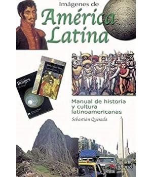 Підручник Imágenes de América Latina Libro