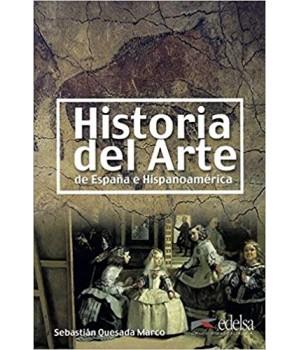 Підручник Historia del arte de España e Hispanoamérica Libro