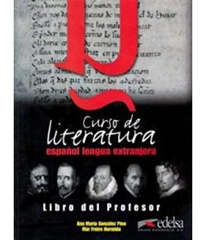 Книга для вчителя Curso de Literatura Profesor
