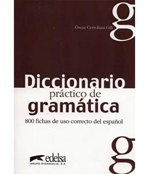 Словник Diccionario práctico de gramática Libro