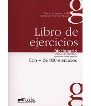Підручник Diccionario práctico de gramática Libro de ejercicios