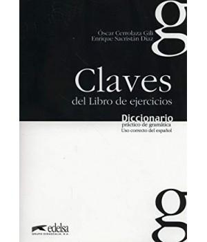Відповіді Diccionario práctico de gramática Claves