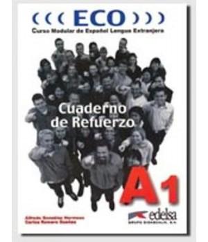 Робочий зошит ECO A1 Cuaderno de Refuerzo