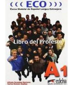Книга для вчителя ECO A1 Libro del Profesor