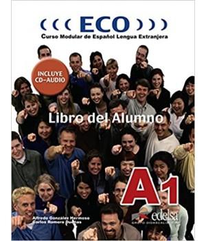 Підручник ECO A1 Libro del Alumno + CD
