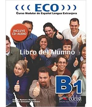 ECO B1 Libro del Alumno + CD