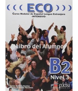 ECO B2 Libro del Alumno + CD