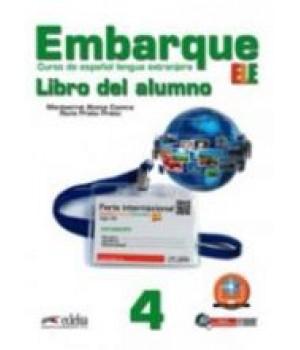 Підручник Embarque 4 Libro del alumno