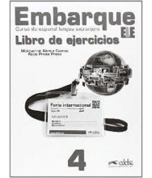 Робочий зошит Embarque 4 Ejercicios