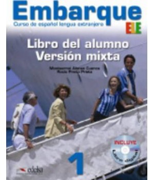 Підручник Embarque 1 Version mixta: Libro alumno + Libro digital