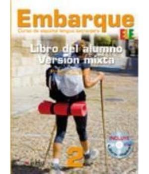 Підручник Embarque 2 Version mixta: Libro alumno + Libro digital