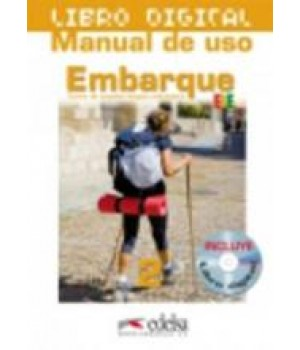 Підручник Embarque 2 Libro digitalizado + manual uso