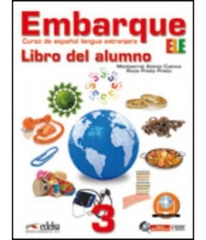 Підручник Embarque 3 Libro del alumno