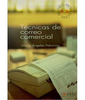 Підручник Técnicas de correo comercial Libro