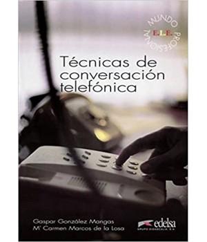 Підручник Técnicas de conversación telefónica Libro