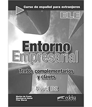 Відповіді Entorno empresarial Textos complementarios y claves