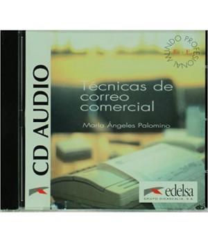 Диск Técnicas de correo comercial CD Audio