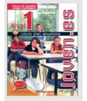 Учебник Joven.es 1 (A1) Libro del alumno + CD Audio