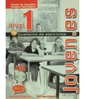 Рабочая тетрадь Joven.es 1 (A1) Libro de Ejercicios + CD Audio