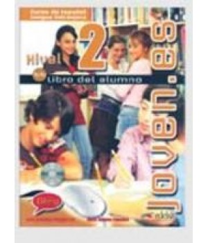 Joven.es 2 (A1/A2) Libro del alumno + CD Audio