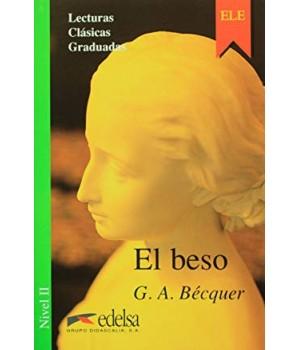 Книга для читання Colección Lecturas Clásicas Graduadas Nivel 2 El beso