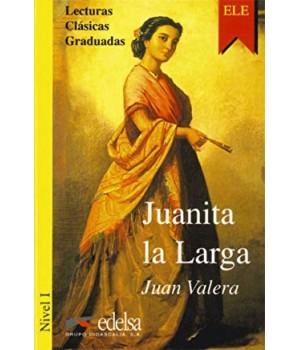 Книга для читання Colección Lecturas Clásicas Graduadas Nivel 1 Juanita la Larga