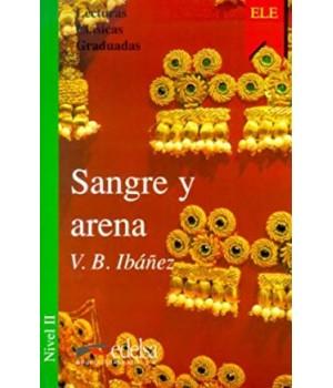 Книга для читання Colección Lecturas Clásicas Graduadas Nivel 2 Sangre y arena