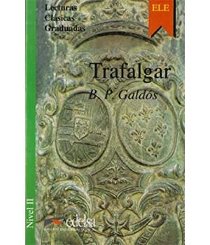 Книга читання Colección Lecturas Clásicas Graduadas Nivel 2 Trafalgar