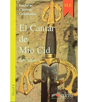 Книга для читання Colección Lecturas Clásicas Graduadas Nivel 1 El cantar de Mio Cid