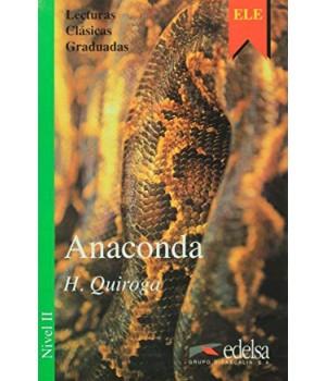 Книга для читання Colección Lecturas Clásicas Graduadas Nivel 2 Anaconda