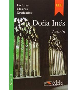Книга для читання Colección Lecturas Clásicas Graduadas Nivel 2 Doña Inés
