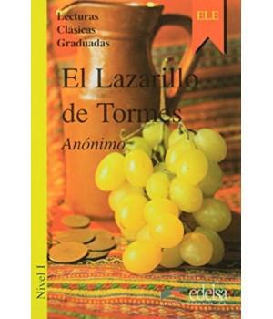 Книга для читання Colección Lecturas Clásicas Graduadas Nivel 1 El Lazarillo de Tormes