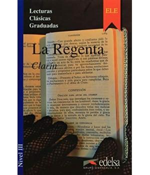 Книга для читання Colección Lecturas Clásicas Graduadas Nivel 3 La Regenta