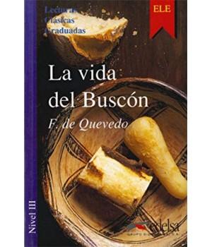 Книга для читання Colección Lecturas Clásicas Graduadas Nivel 3 La vida del Buscón